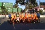 Turnamen futsal UPP Baubau peringati harhubnas resmi ditutup