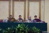 Hamdan Zoelva: uji UU KPK di MK langkah tepat