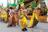Pawai Nasi Adab sarana pelestarian kebudayaan Kobar