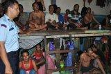 Jumlah warga  binaan penghuni Lapas Martapura lebihi kapasitas