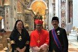 Pelantikan Mgr Suharyo sebagai Kardinal bukti Indonesia dipercaya Paus Fransiskus