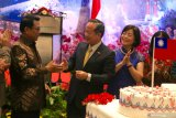 Taiwan dukung penuh program Presiden Jokowi
