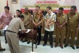 KPK dorong perbaikan tatakelola penyaluran bansos di Papua Barat