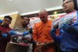 Warga Rusia edarkan 521 gram hasish diamankan Polresta Denpasar