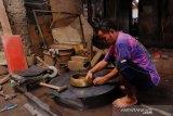 Kerajinan gamelan Bantul banyak dipesan pelanggan luar Jawa