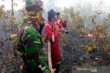 Ogan Komering Ulu Timur dirikan posko di daerah  rawan karhutla