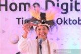 Menteri Rini luncurkan IndiHome Digital Learning di Timika Papua