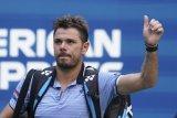 Wawrinka singkirkan Lopez untuk capai perempat final  European Open