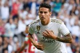 Playmaker Real Madrid James Rodriguez ke Manchester United