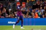 Hina wasit, Ousmane Dembele dipastikan absen pada El Clasico