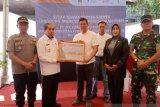 PT UPC Sidrap Bayu Energi salurkan bantuan sosial ke Pemkab Sidrap