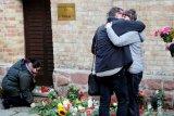 Pelaku penyerangan  sinagoga Jerman hadapi hukuman penjara seumur hidup