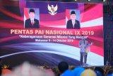 Wagub Sulsel  populerkan Coto Srigala di ajang PAI 2019