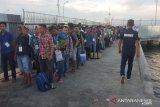 Kesehatan Pelabuhan tangani 32 orang TKI deportasi yang sakit