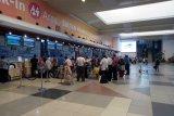 476 penerbangan di  Palembang tertunda selama musim asap