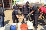 ACT-Waroeng SS distribusi air bersih ke wilayah terdampak kekeringan