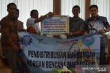 Pelindo serahkan bantuan Rp400 juta untuk korban bencana Palu