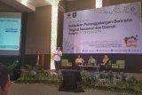 Bupati Konawe Utara Jadi Narasumber Forum PRB Nasional di Bangka Belitung