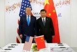 Dalam percakapan dengan Trump, Xi Jinping minta AS perbaiki hubungan bilateteral