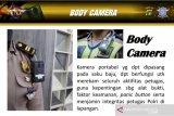 Anggota Ditlantas Polda Metro dilengkapi 'Body Camera' untuk pelindung diri
