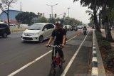 Anies minta MRT-Transjakarta berikan fasilitas bagi pengguna sepeda