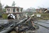 Topan Hagibis di Jepang 10 orang tewas, belasan hilang