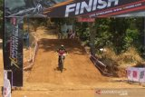 Khoiful Mukhib bertengger di urutan dua kualifikasi Balap Downhill