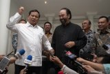 Soal masuk koalisi Presiden Jokowi, Gerindra utamakan kepentingan nasional