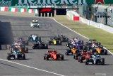 Hasil GP Jepang, Mercedez kunci gelar ganda keenam kali beruntun