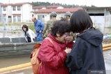 Korban tewas akibat topan di Jepang capai 58