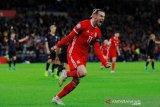 Gareth  Bale selamatkan Wales dari kekalahan kontra Kroasia