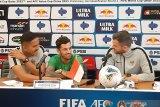 Simon rasakan tekanan sejak menjadi pelatih Timnas Indonesia