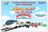 Kids Day Expo 2019 berikan diskon  tiket KA