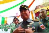 Pangdam XIV/Hasanuddin ingatkan para ibu Persit jaga jari