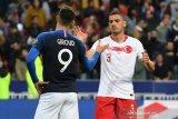 Dua timnas duduki posisi puncak grup G Piala Eropa 2020
