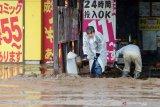Topan Hagibis Jepang tewaskan 58 orang