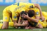 Grup B: Ukraina lolos, Portugal dan Serbia bersaing menyusul