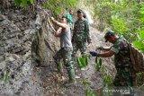 Satgas TMMD bangun jalan alternatif di desa sasaran