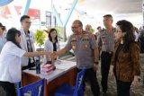 Polda Sulawesi Utara gelar Bakti Kesehatan Polri di Unima