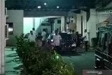 Presiden Jokowi menjenguk kembali Wiranto