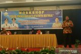 Diskominfo Sultra gelar workshop  pengelola data sektoral