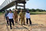 Wagub desak perusahaan segera memperbaiki fender jembatan Kalahien