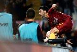 Pemain AS Roma Javier Pastore pesimistis Liga Italia musim ini dapat diselesaikan