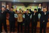 Prof. Dr Karomani terpilih menjadi Rektor Universitas Lampung