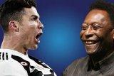 Jorge Mendes: Ronaldo siap lampau rekor Pele