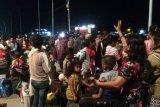 Puluhan pengungsi Wamena tiba di Labuan Bajo NTT