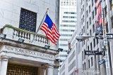 Saham-saham Wall Street reli, Dow melonjak 11 persen di hari terbaik sejak 1933