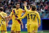 Barcelona ambil alih puncak usai pecundangi Eibar 3-0