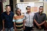 Oknum PNS Pelalawan ditangkap saat pesta narkoba