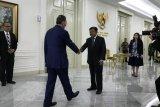 Wapres JK terima kunjungan kehormatan dari Wapres China